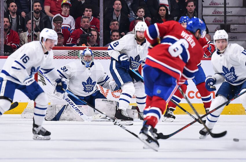 The Continuation Of The Montreal Canadiens Toronto Maple Leafs Rivalry