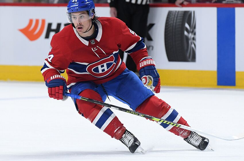 Montreal Canadiens Re Sign Charles Hudon To One Year Deal