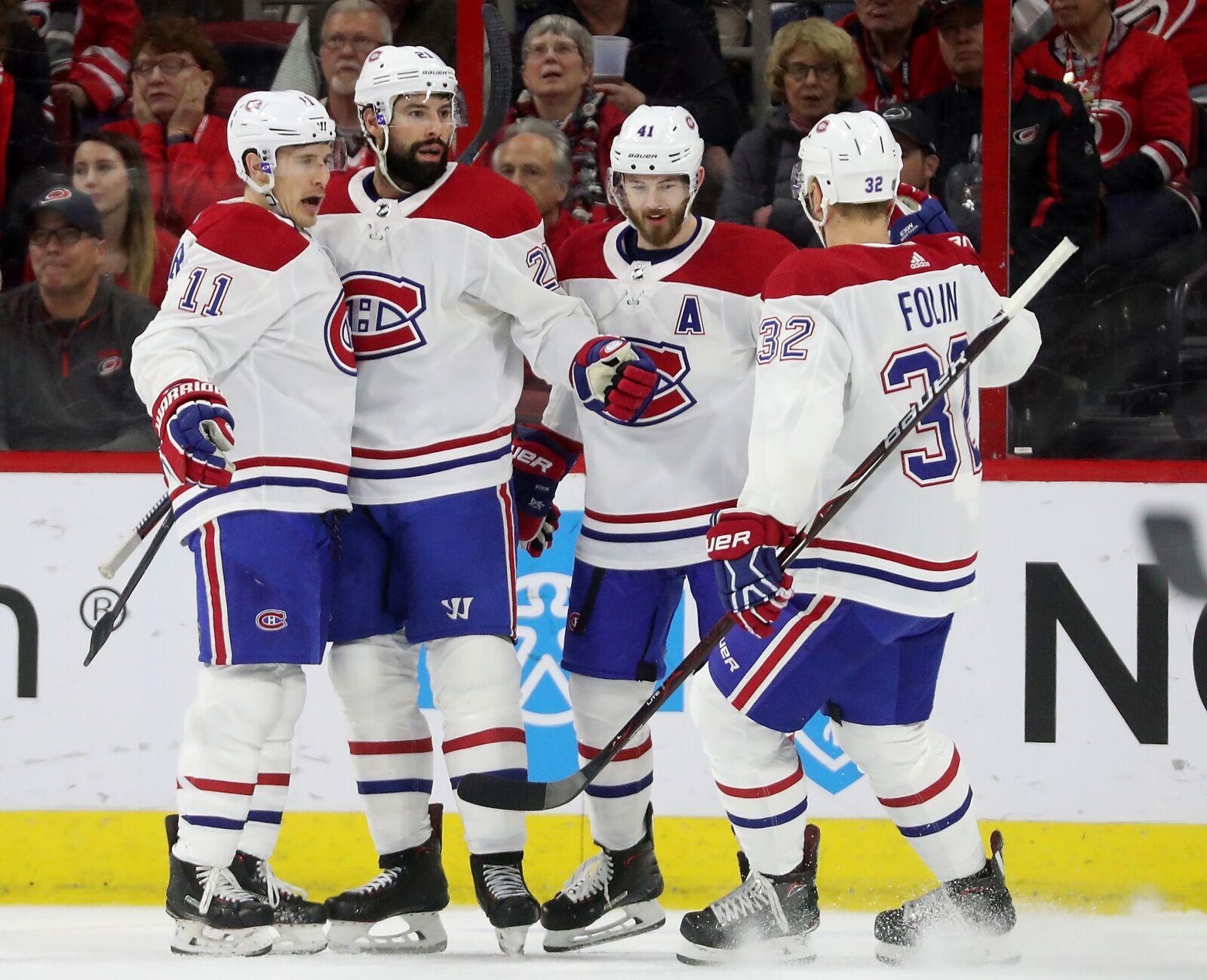 Montreal Canadiens: Who Will Be Odd Man Out When Jesperi Kotkaniemi Returns?