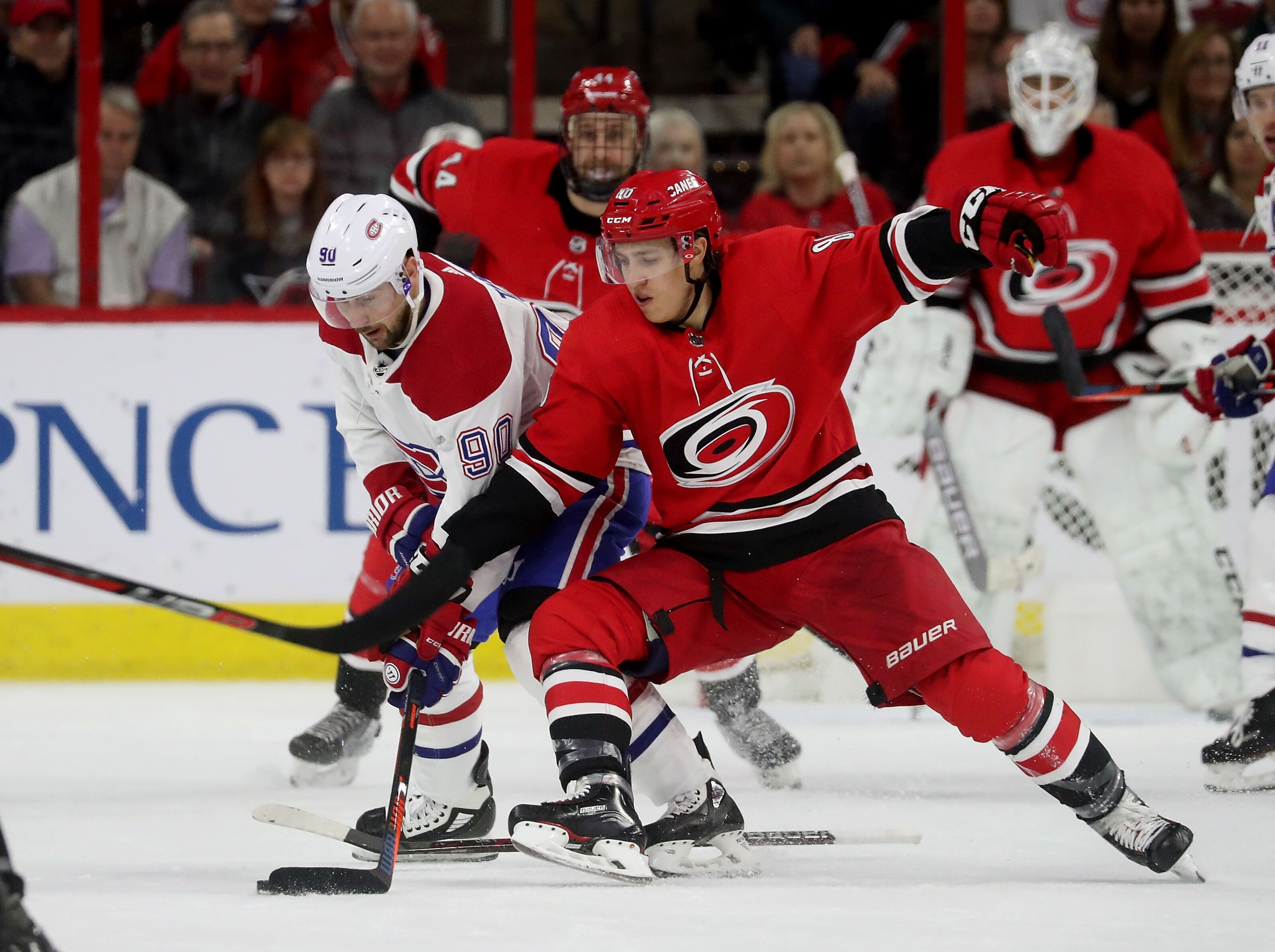 Cale Fleury shines as the Montreal Canadiens Leave Carolina With 1 Point