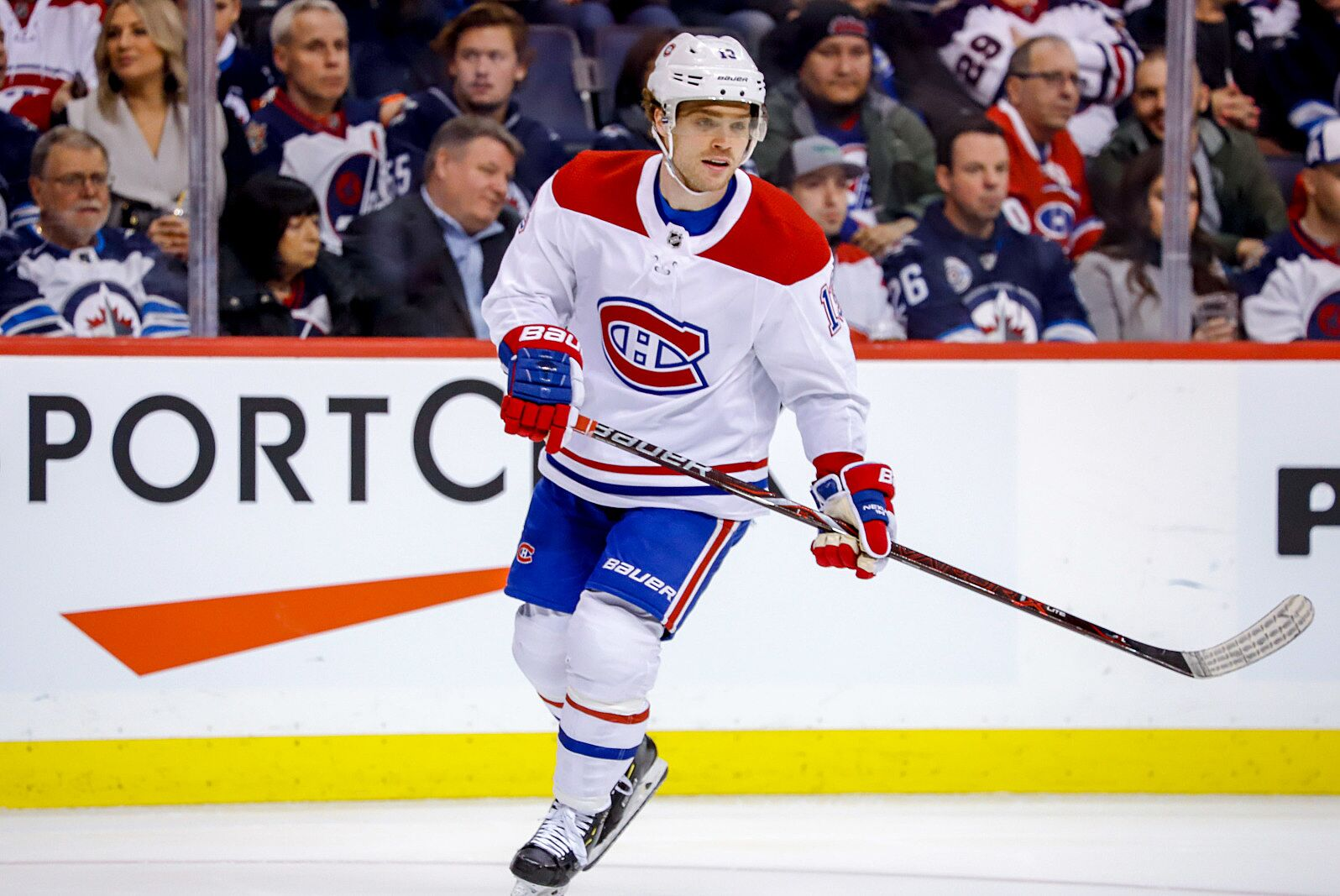 Max Domi is not the player the Montreal Canadiens trade to