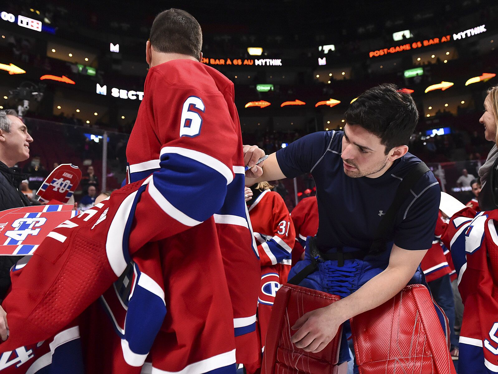 The retool is pushing the Montreal Canadiens in the right direction