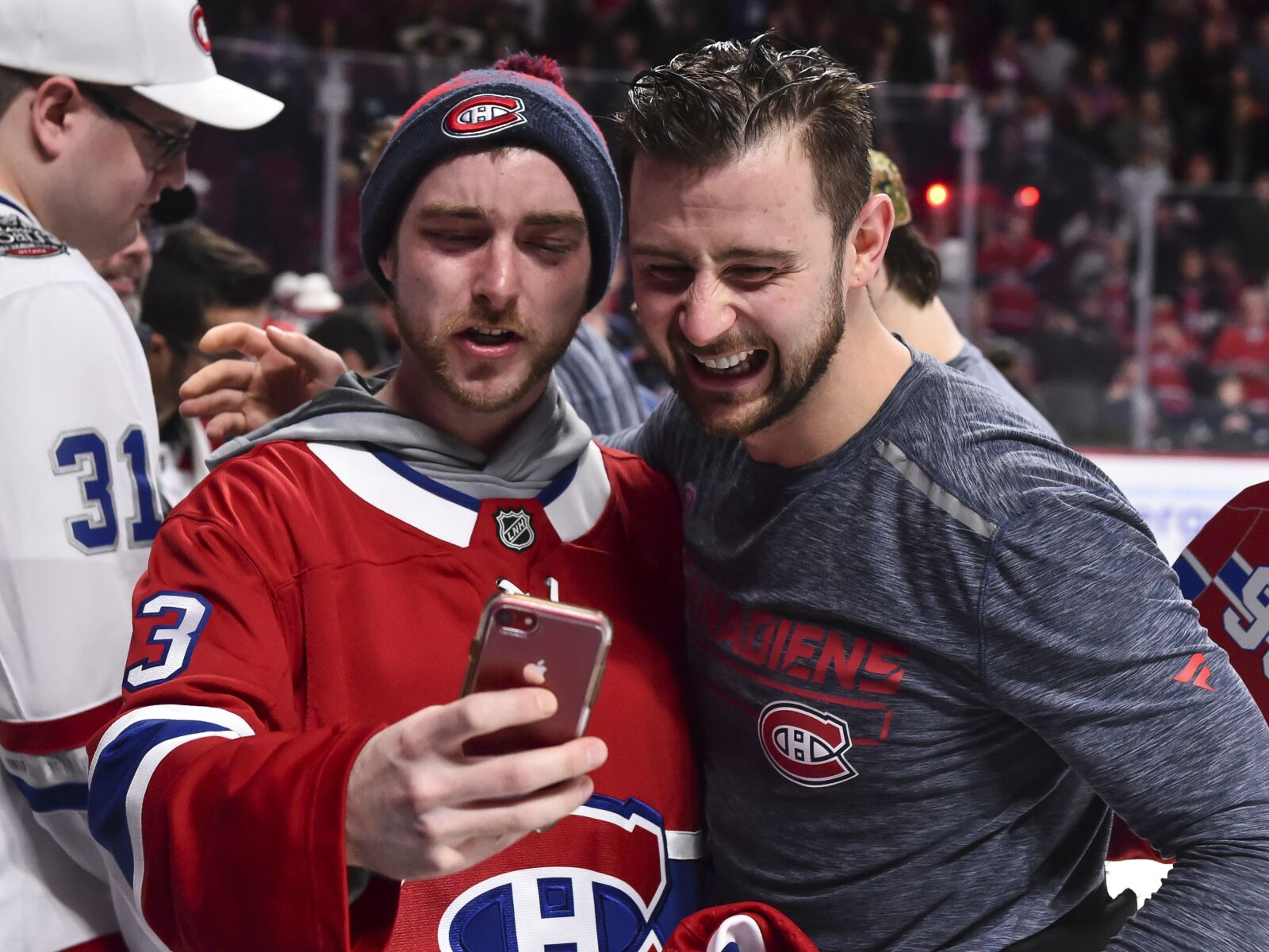 82283a7fc04443 Twitter reacts to the Montreal Canadiens getting the 2020 draft