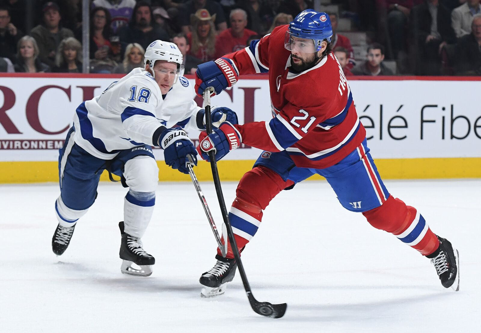 Montreal Canadiens Season Preview: Nate Thompson