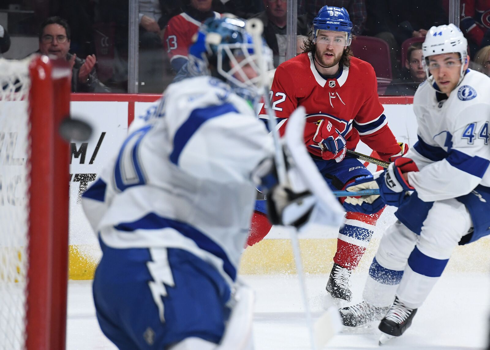 Montreal Canadiens: Four points to focus on ahead of the Lightning game