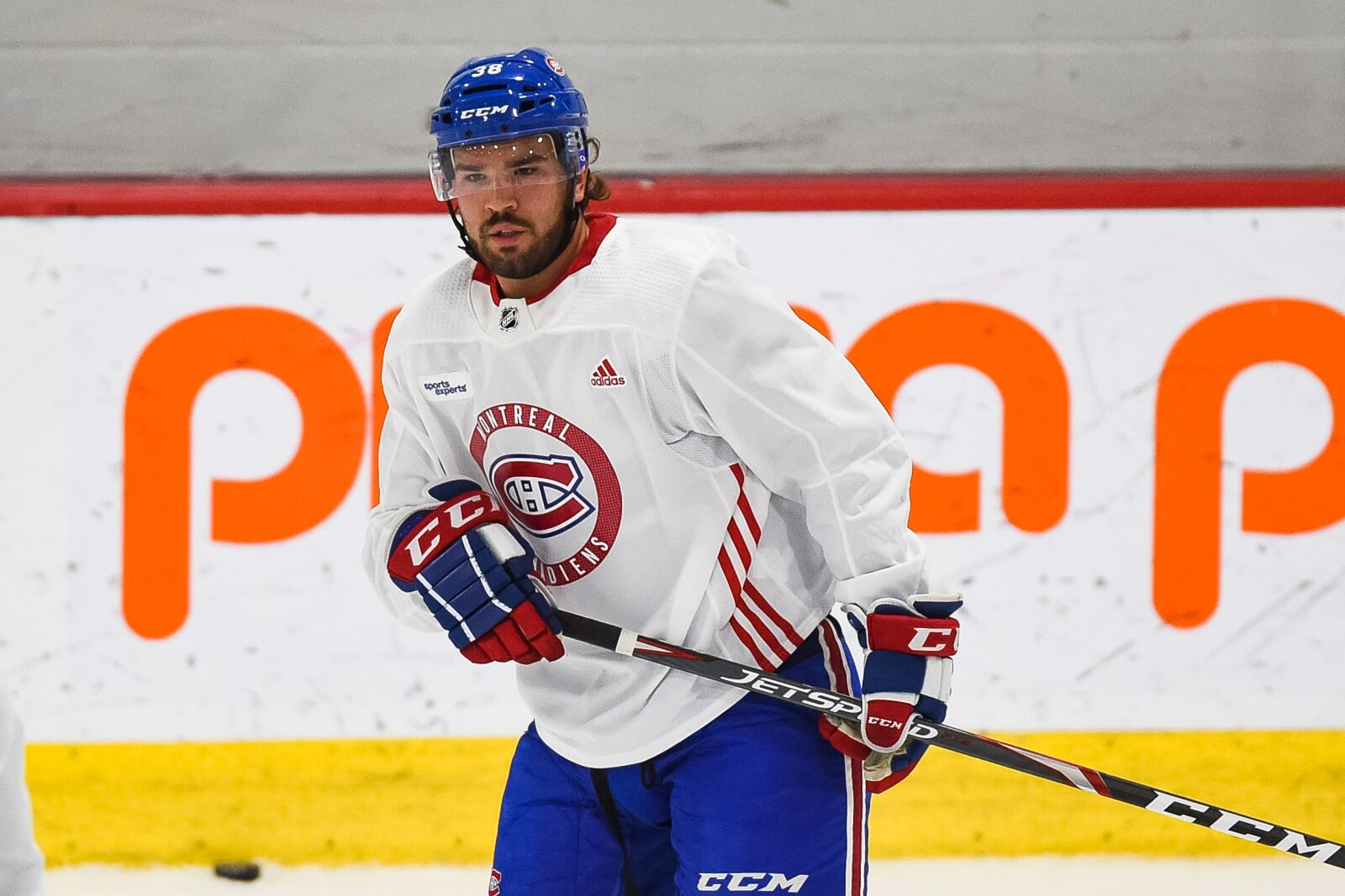 The Joel Teasdale injury is a major loss for the Montreal Canadiens