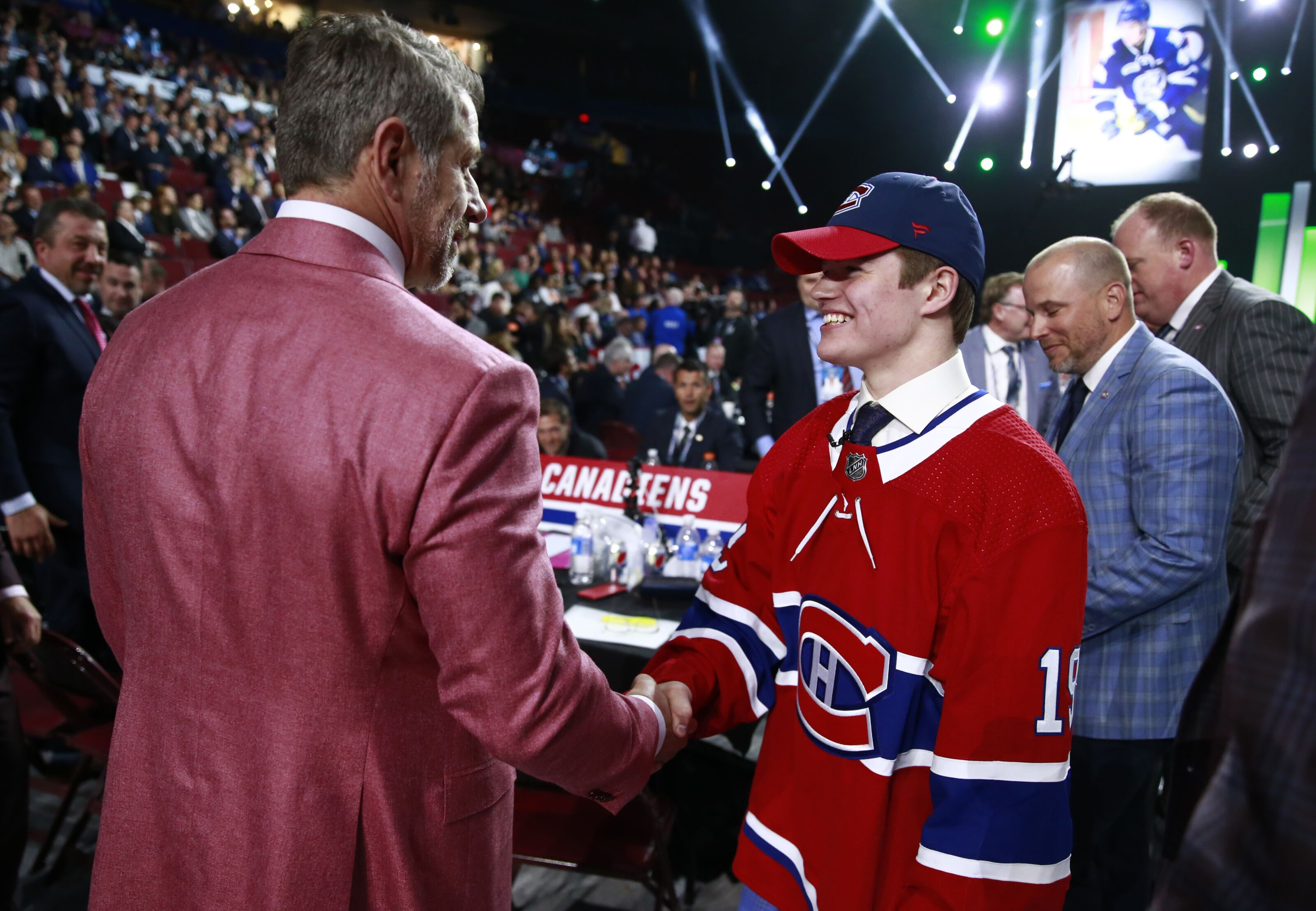 Should Montreal Canadiens fans calm down with Cole Caufield?