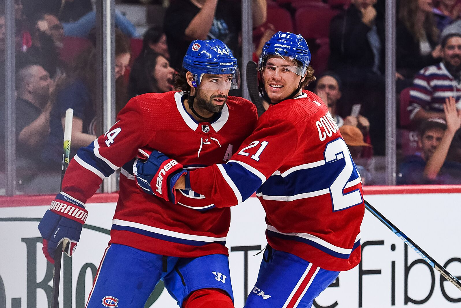 more photos c2fdd 6b4a2 Cale Fleury Impresses as Montreal Canadiens Defeat New ...