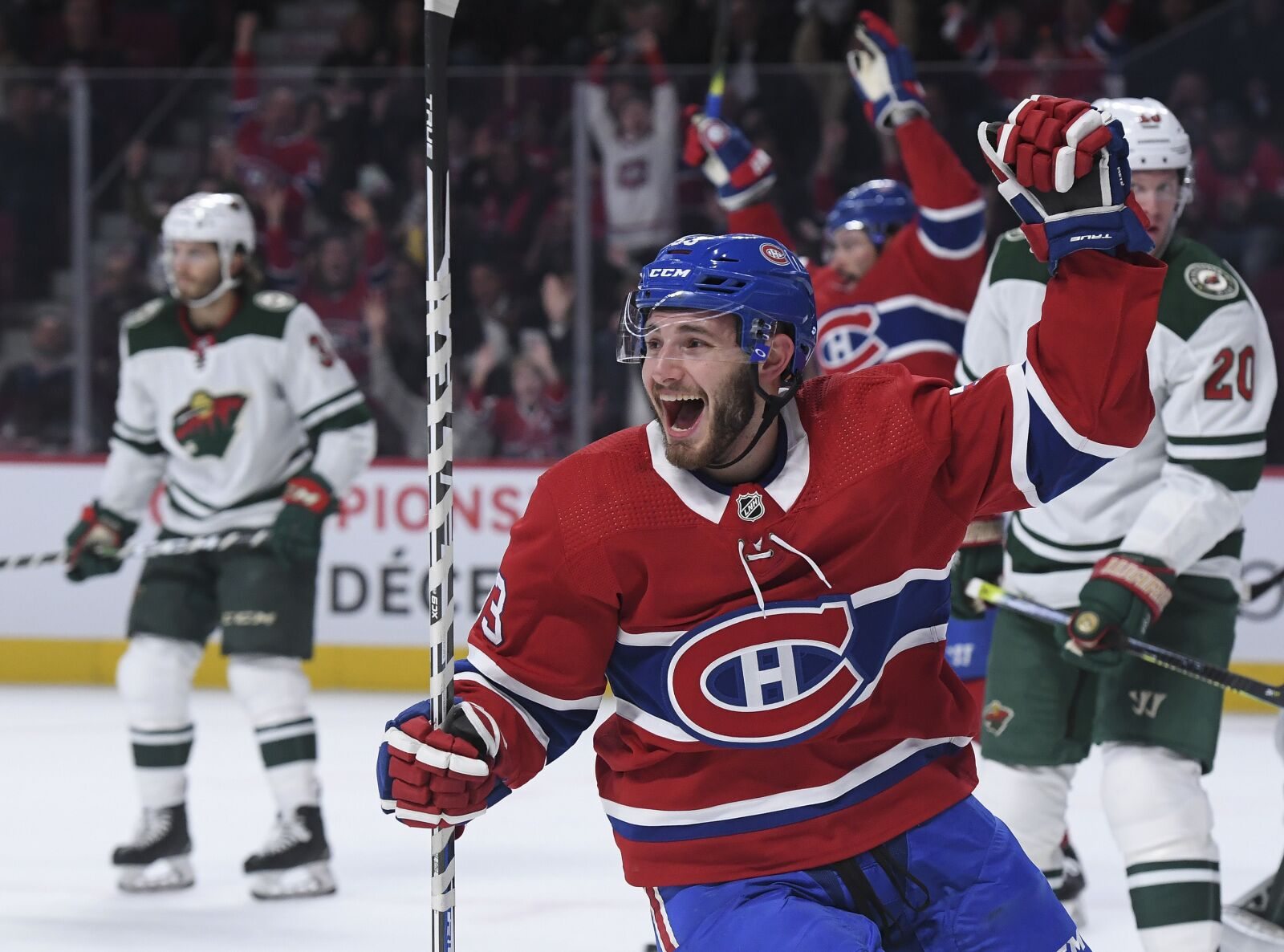 Montreal Canadiens: Victor Mete is proving to be a trend setter in the NHL