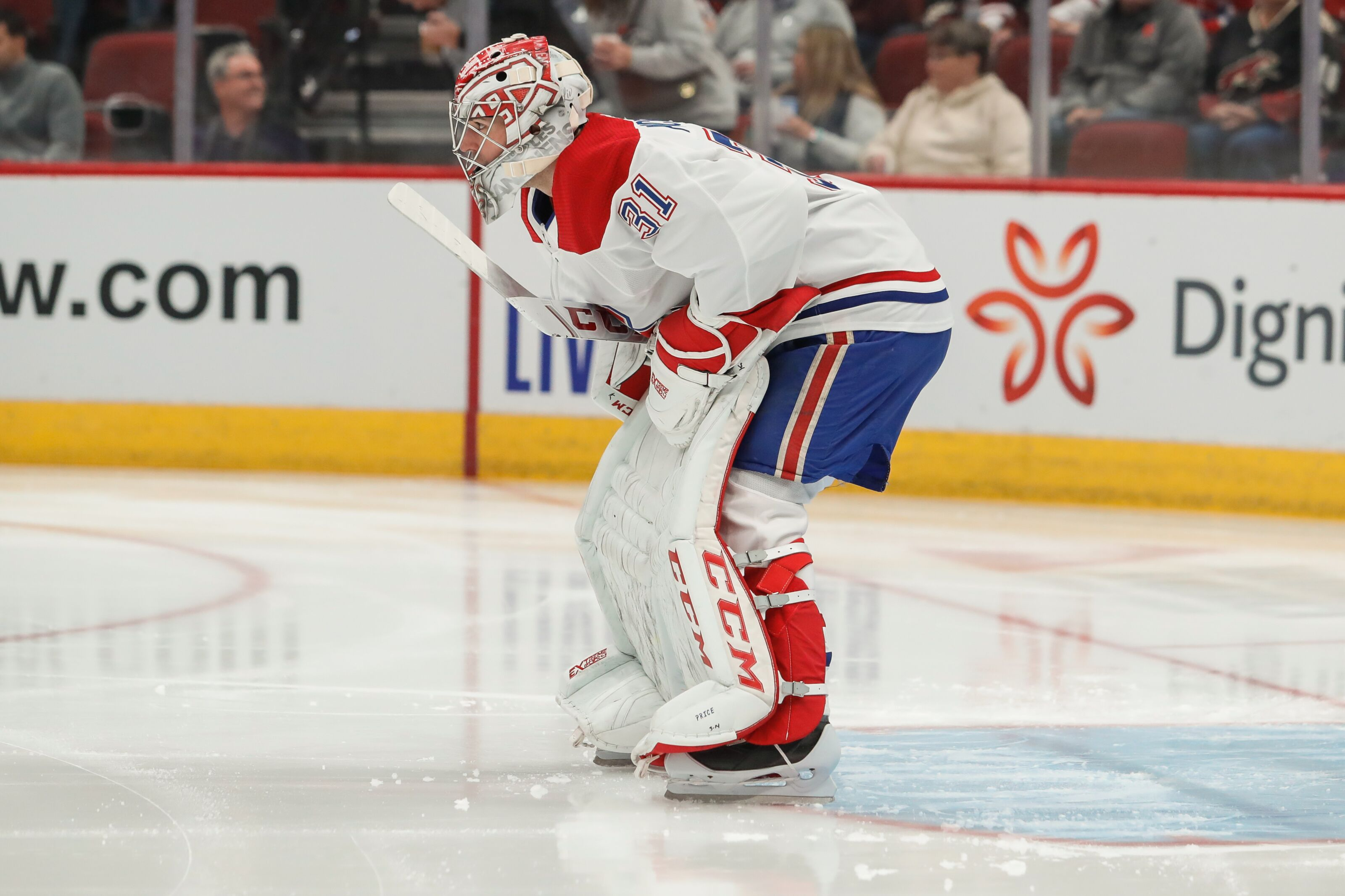 Montreal Canadiens Risked Season By Not Pulling Carey Price vs Arizona Coyotes
