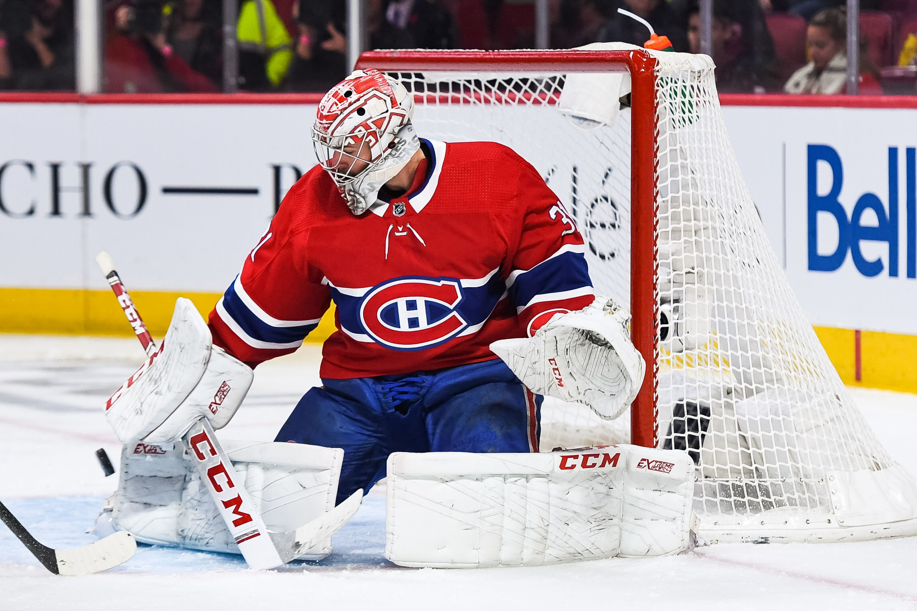 Carey Price will force the Montreal Canadiens into the playoffs