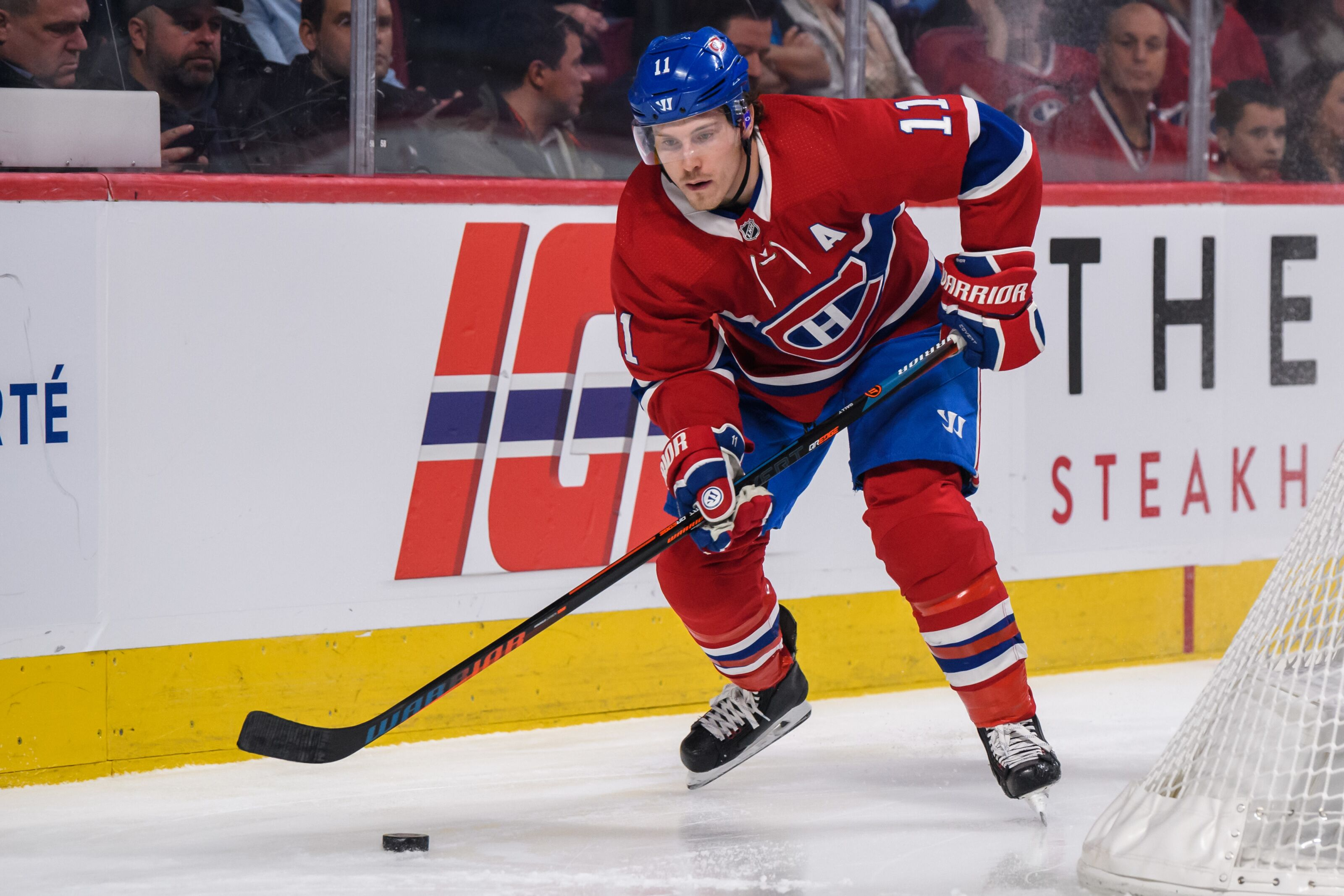 Montreal Canadiens: Brendan Gallagher Quietly On Pace For Career Year