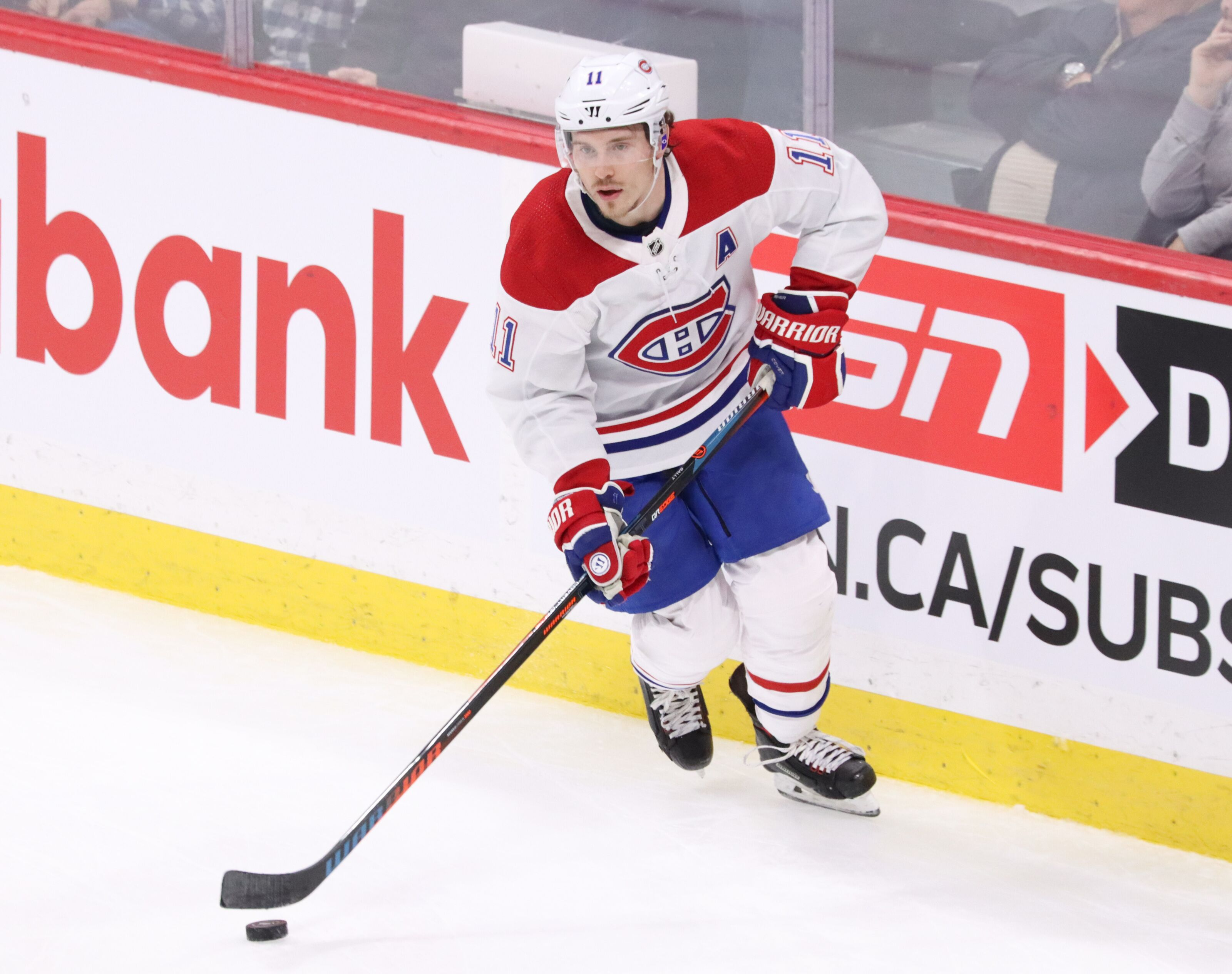 Montreal Canadiens Shuffle Lines; Place Brendan Gallagher On Injured Reserve