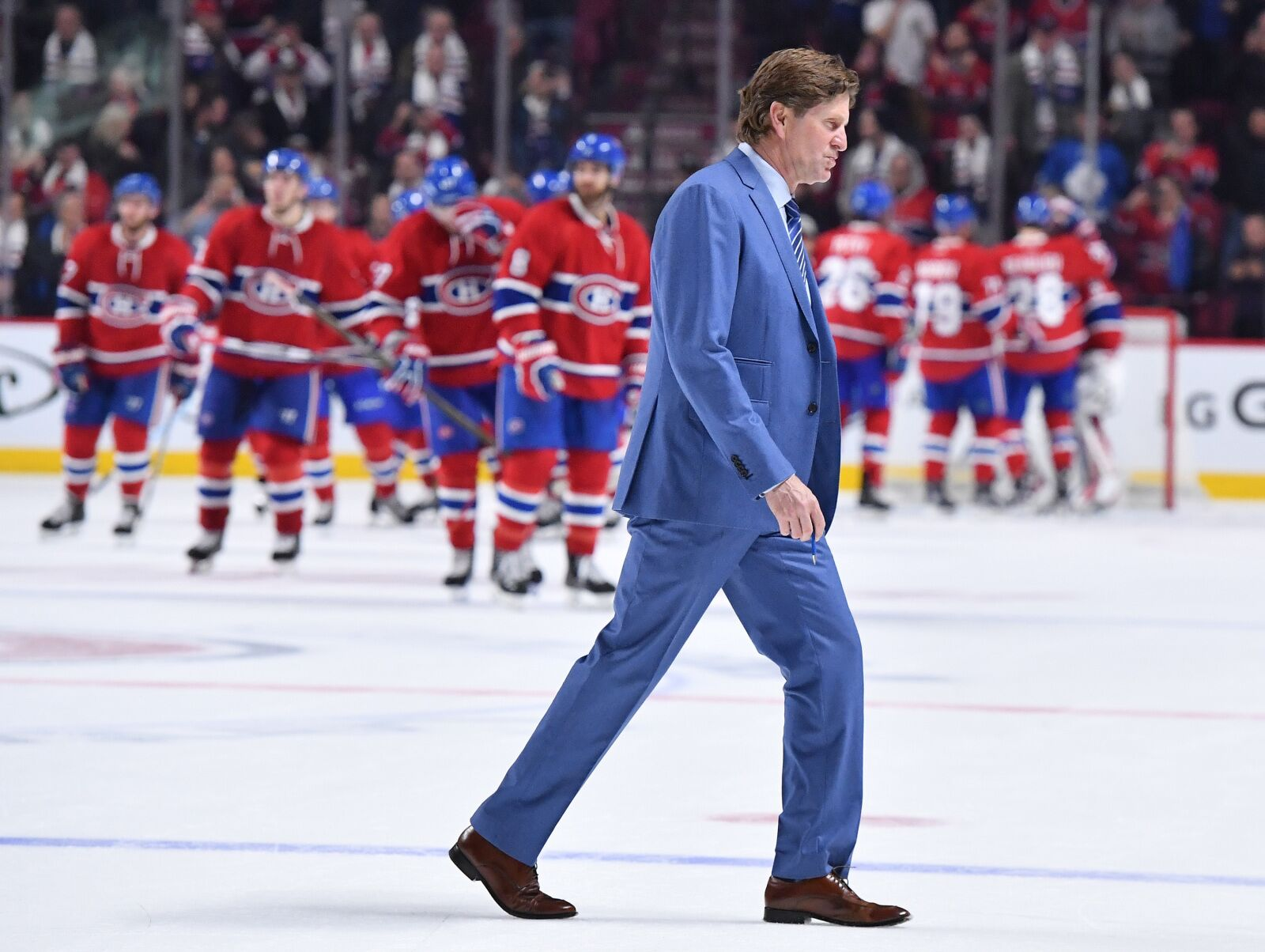 Montreal Canadiens can't take what's happening in the NHL for granted