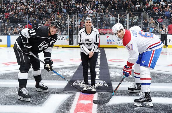 best loved 3a3cc 3d66f Montreal Canadiens: Max Pacioretty and the Los Angeles Kings