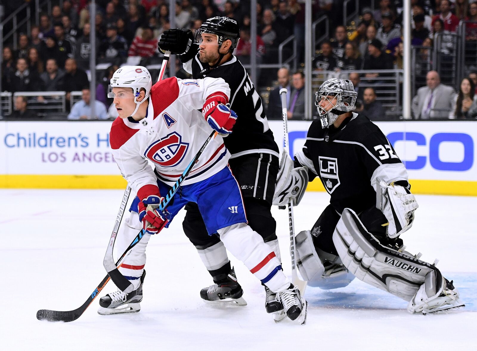 The Montreal Canadiens road trip begins with a new (Jordan) Weal