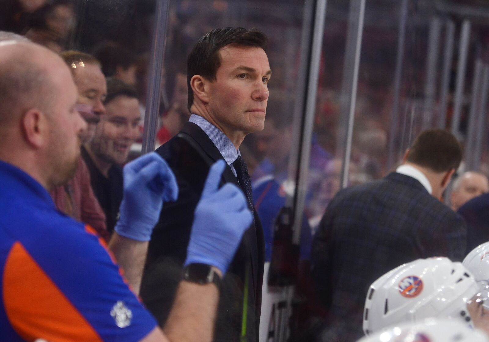 2f47863ebd1 Montreal Canadiens: Looking back at Luke Richardson's coaching history