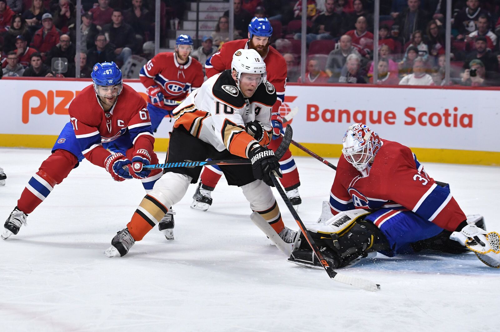 Montreal Canadiens Rumour: Corey Perry On Their Radar