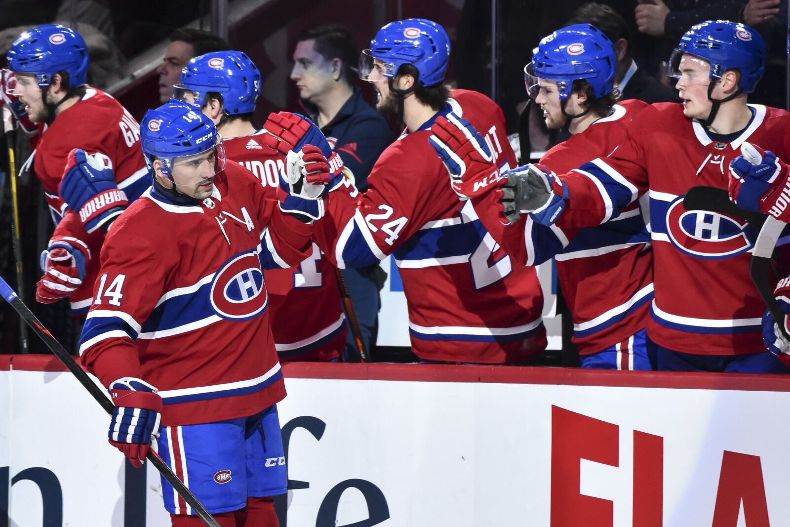 f134ed9ee Montreal Canadiens  Tomas Plekanec believes the playoffs are a possibility