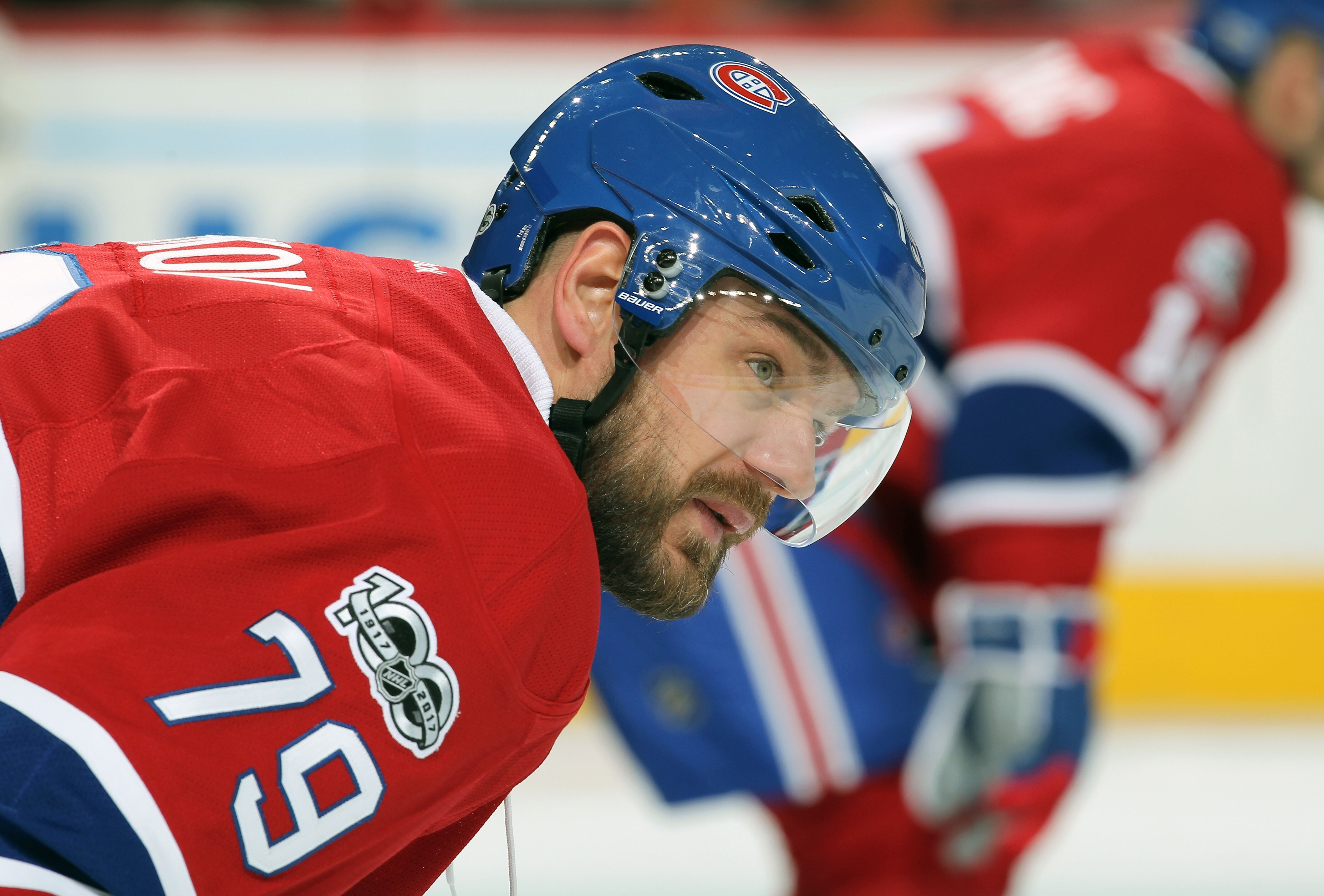 best authentic 61adb deee4 Montreal Canadiens: Retiring Andrei Markov's Number