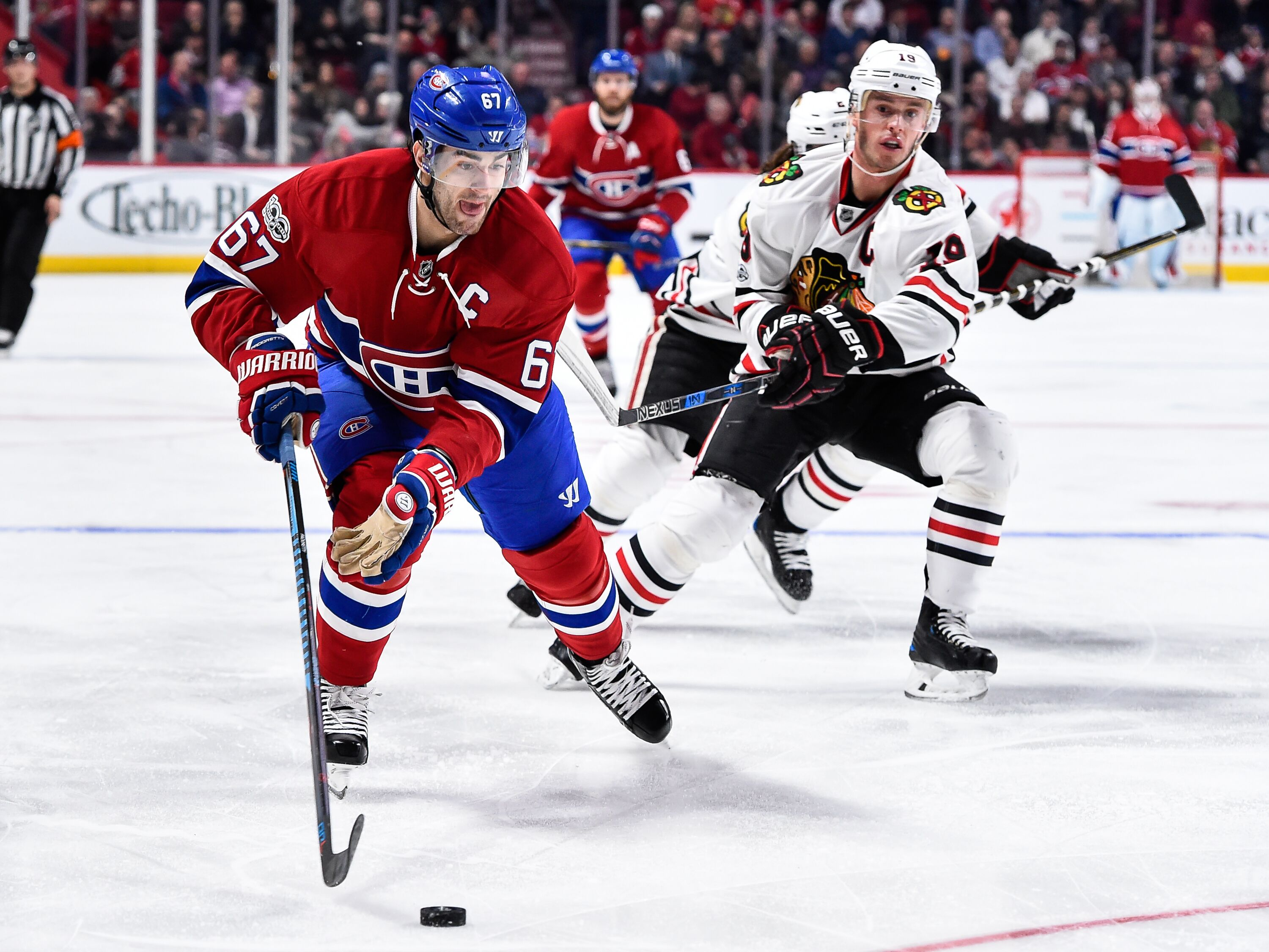 Montreal Canadiens Game Preview: Allez Montréal! The Time ...