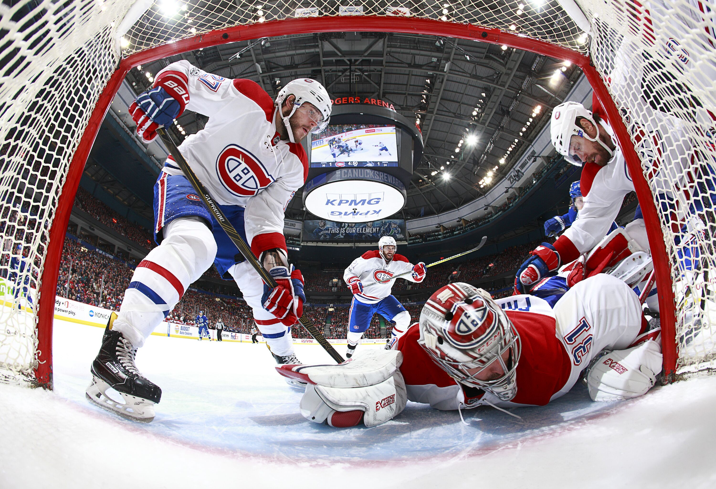 Montreal Canadiens: Saying hello to adversity on the road