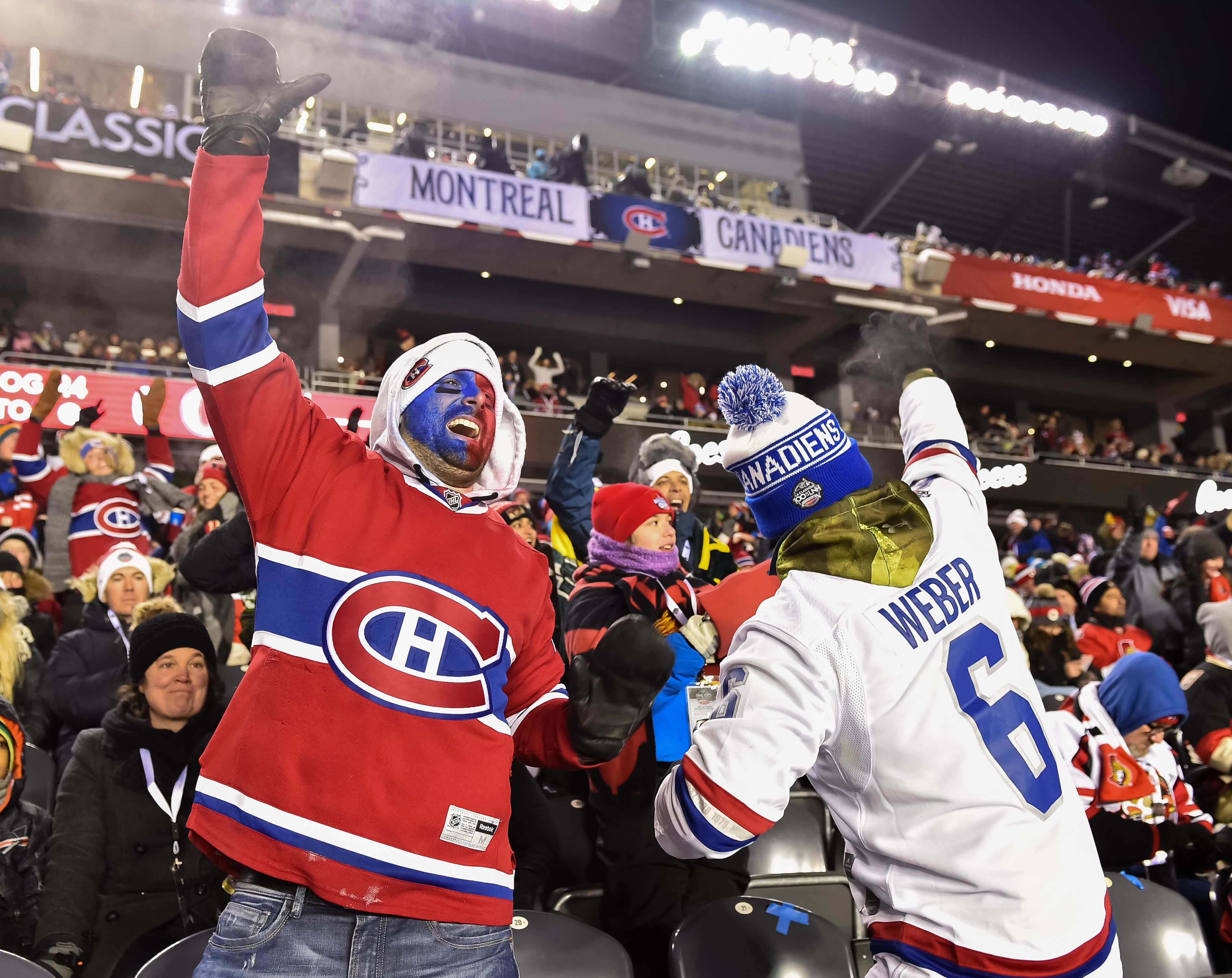 super cute eec87 1c0c8 Montreal Canadiens: Start listening to what the fans have to say