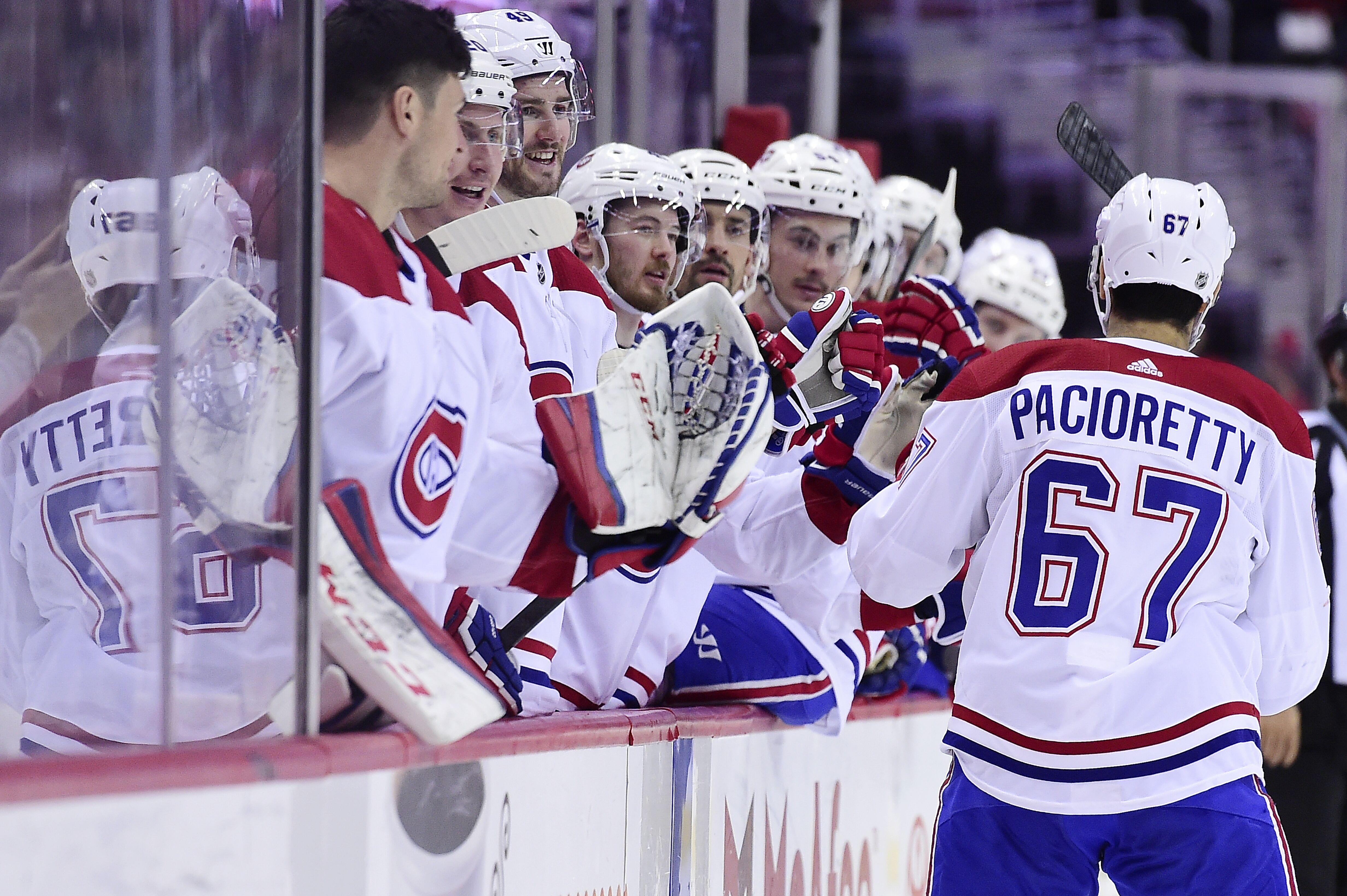 There Have Been A Lot Of Rumours Around The Montreal Canadiens But The Drafted Defencemen Who Need Contracts And Max Paciorettys Scoring Are Prime Topics