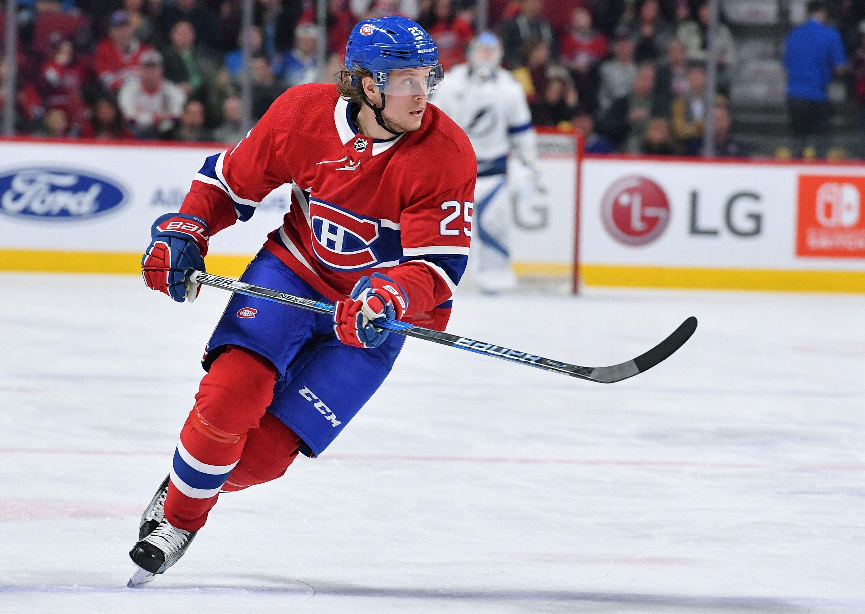 Montreal Canadiens: Jacob De La Rose is a Victim of the New Attitude Era