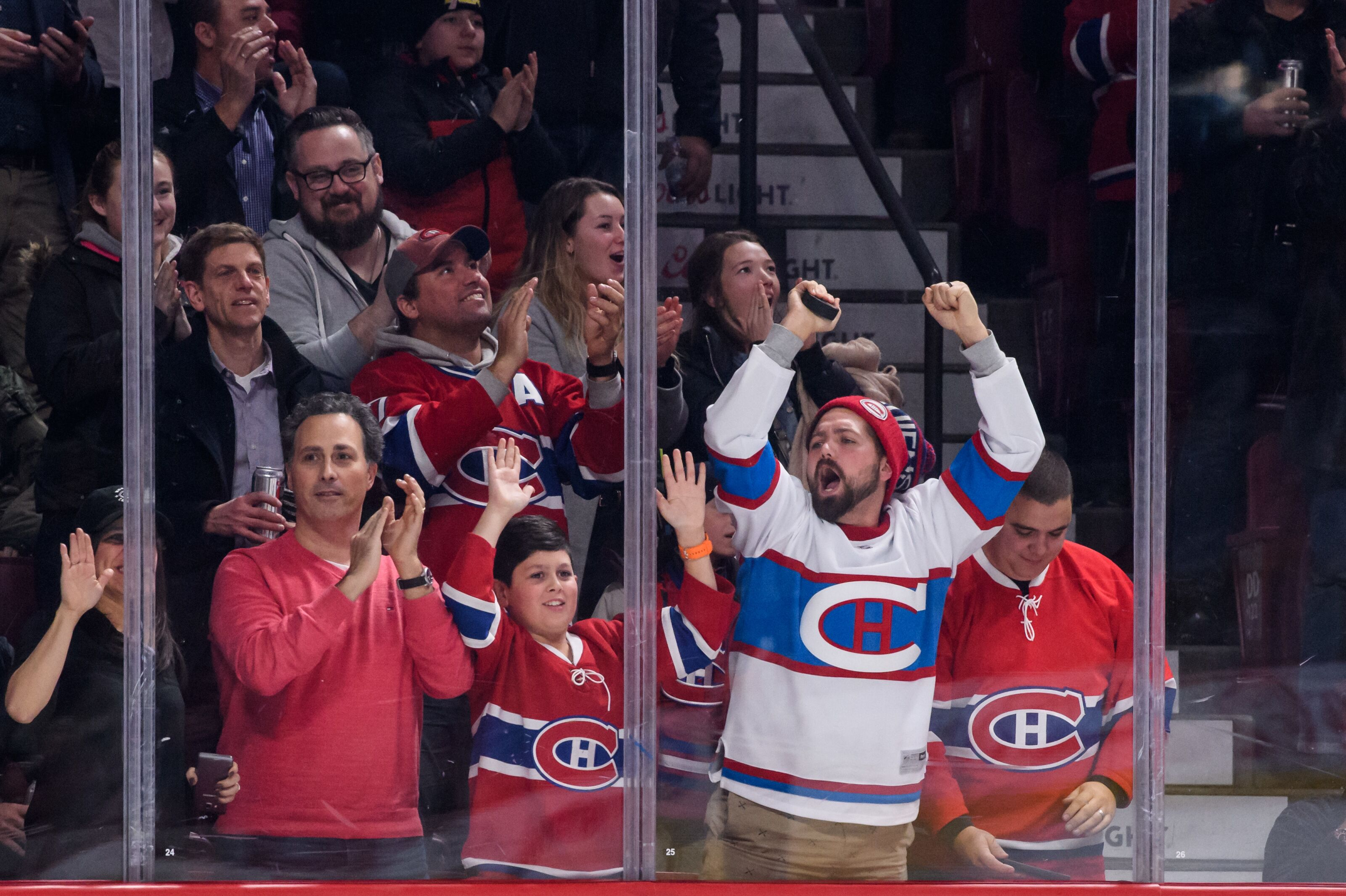 7ba8d62ff2d Montreal Canadiens fans react to the 2018 NHL Draft Lottery