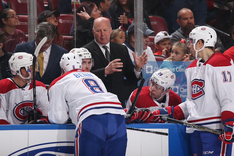 Montreal Canadiens  A double meaning behind Claude Julien s message e67de2a95