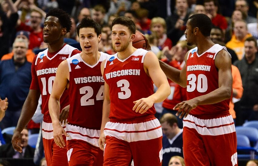 Uk Basketball 2016 17 Hype Video: Wisconsin Basketball: Badgers Already Getting 2016-17