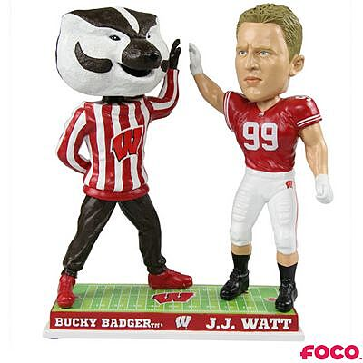 Want To Win A Wisconsin Badgers Bobblehead Heres How