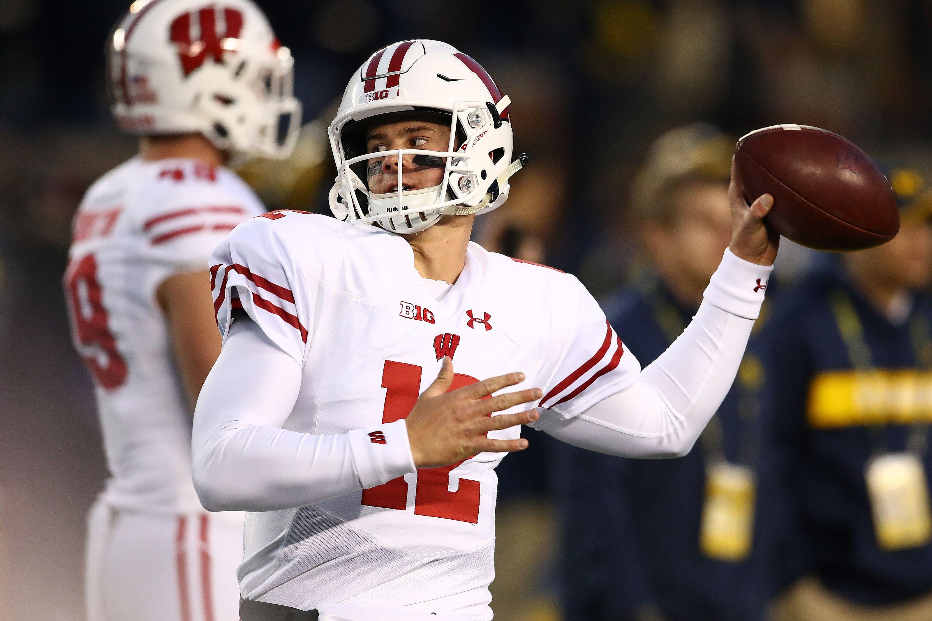 Wisconsin football - Alex Hornibrook