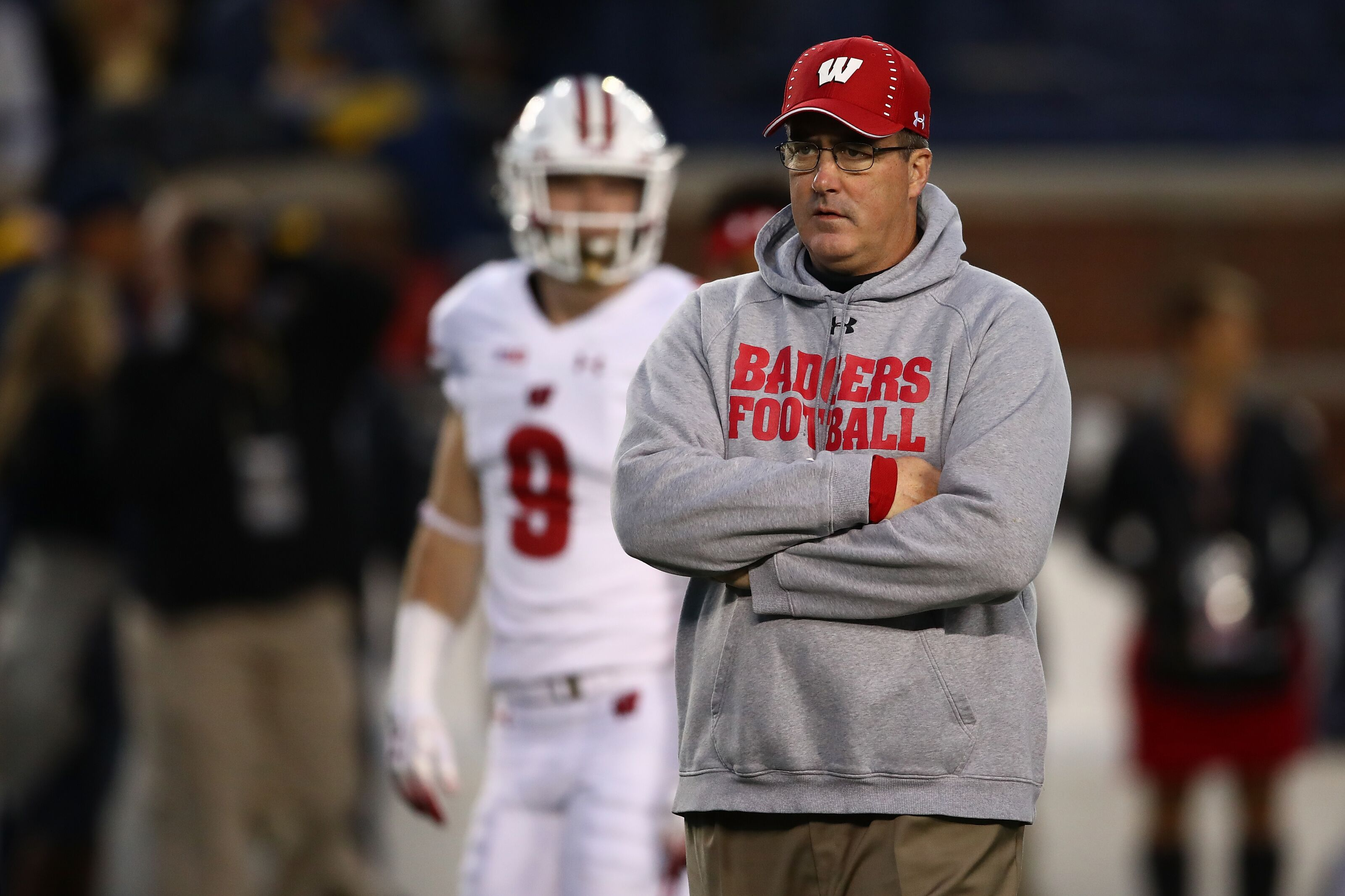 What's wrong with Wisconsin Football?