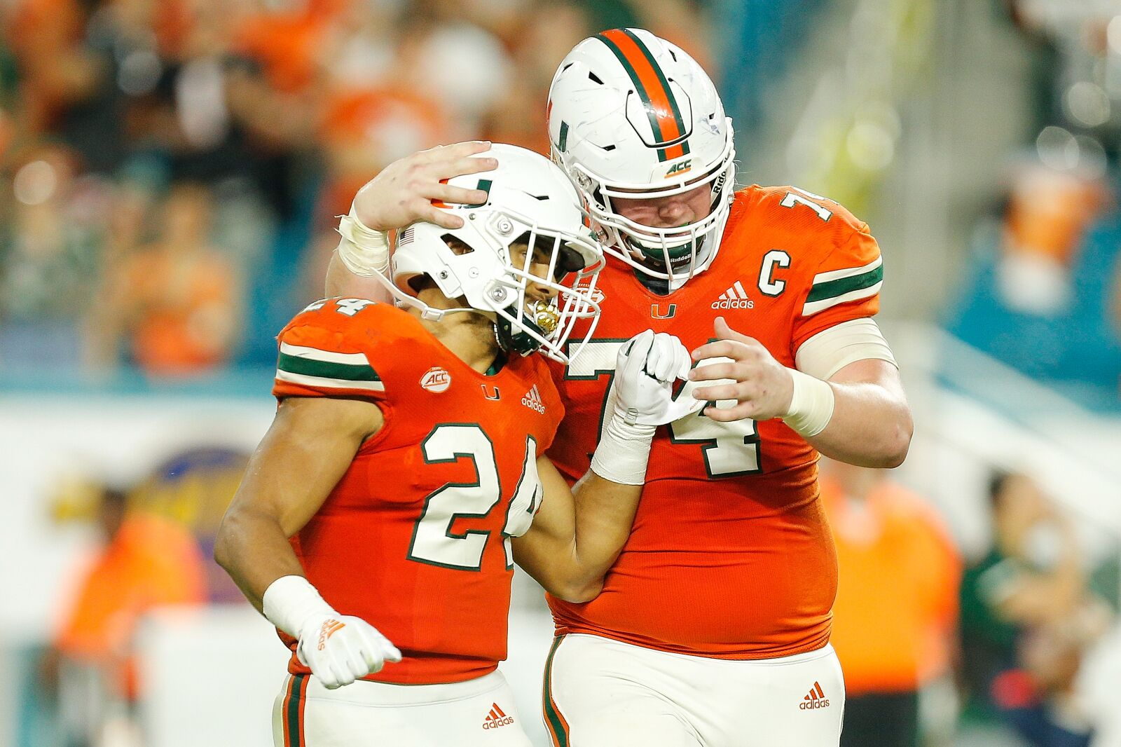 best sneakers 88d77 65b0a Wisconsin Football: Pinstripe Bowl Q&A with Miami Hurricanes ...