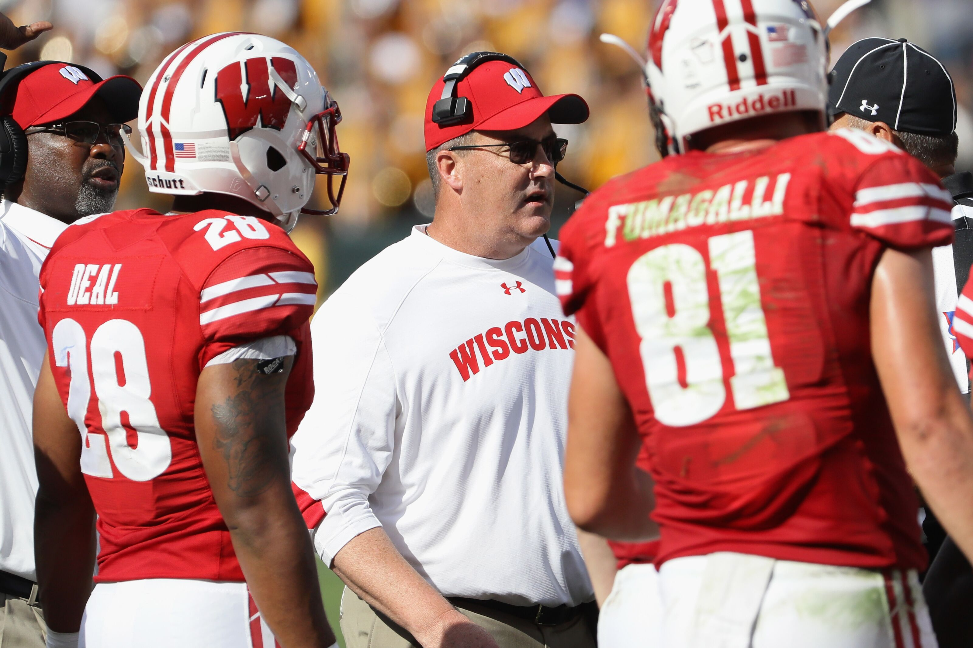 Wisconsin Football offers 2019 linebacker out of Illinois
