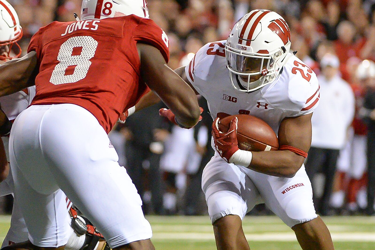 Wisconsin Football Jonathan Taylor