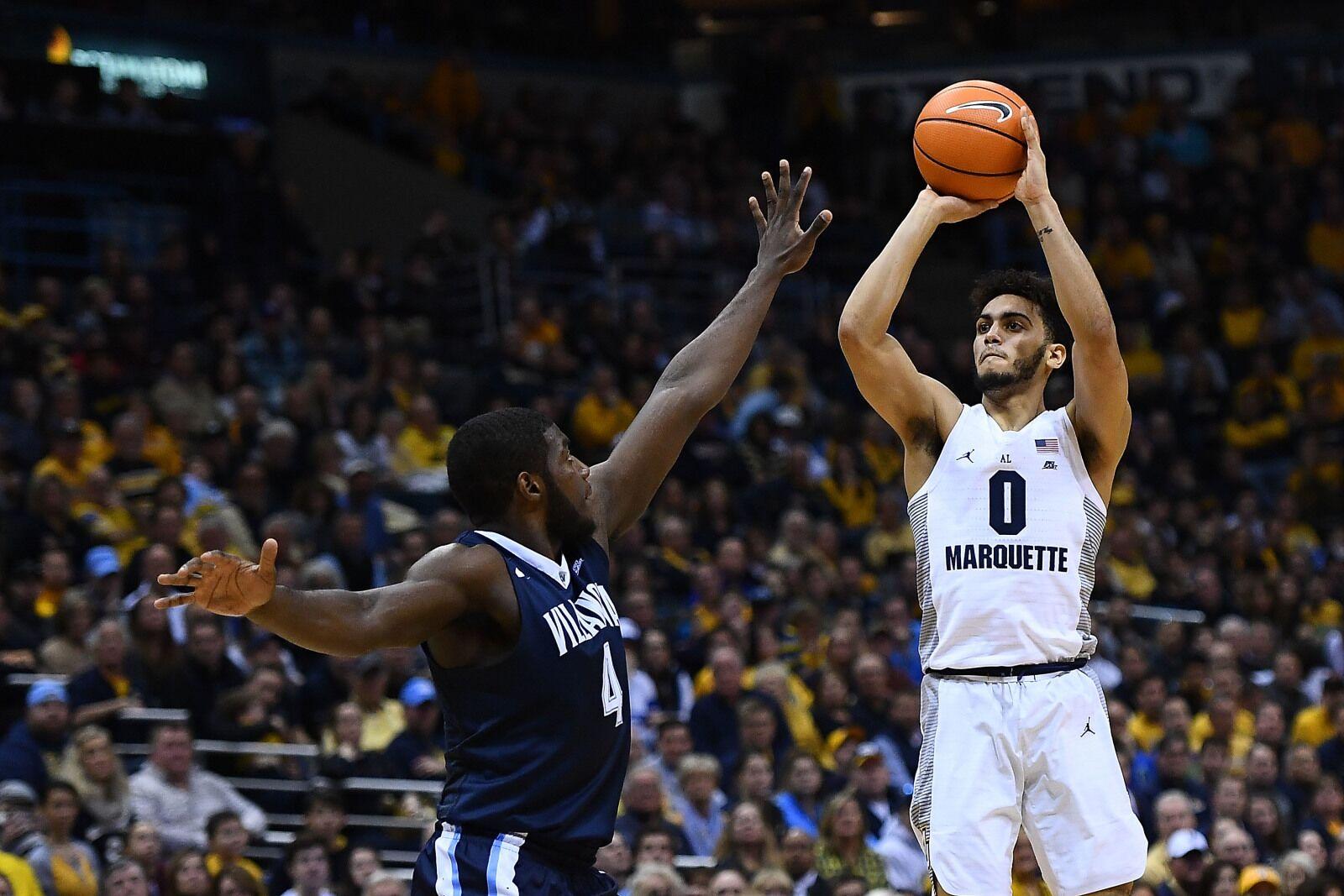 Wisconsin Basketball seeking revenge against Marquette