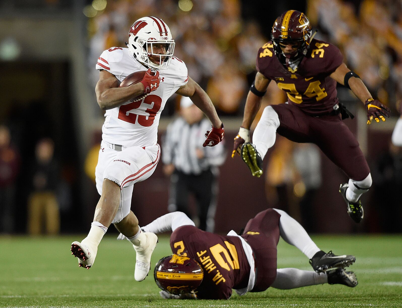 Wisconsin Football - RB Jonathan Taylor