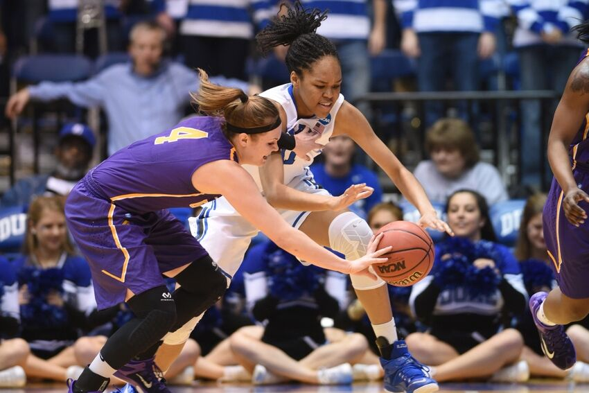 Duke Women's Basketball Wins Rivalry Match-up