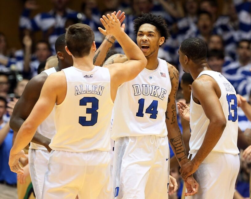Duke Basketball Has Finalists For Top SG And SF
