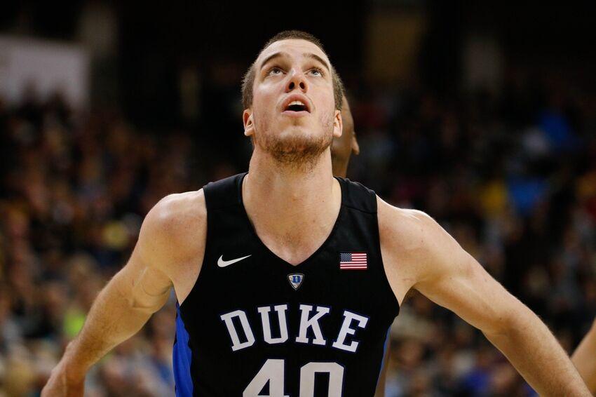 Marshall Plumlee Pursuing Pro Basketball Career