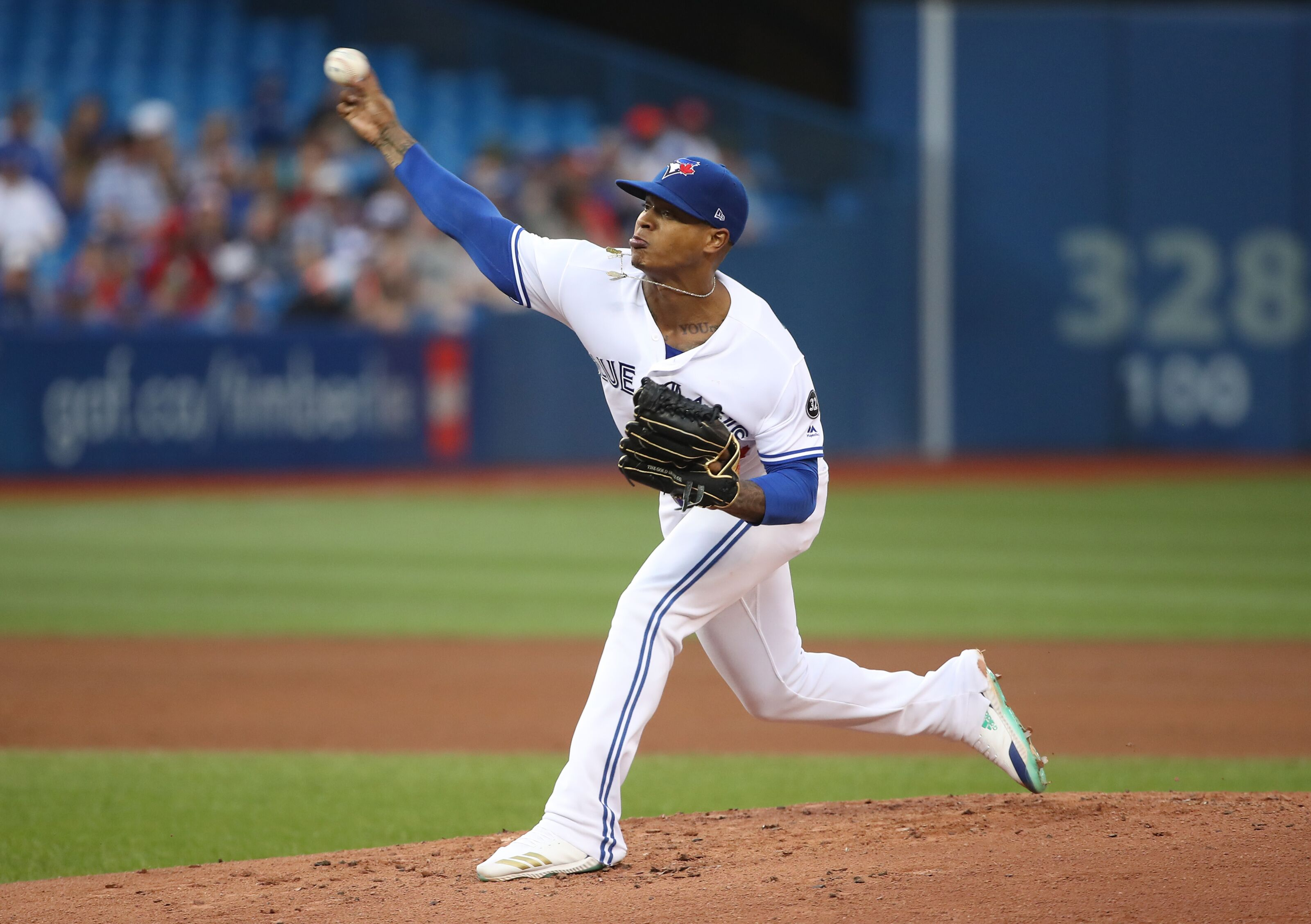 Duke in the MLB: Marcus Stroman ready to respond after tough season