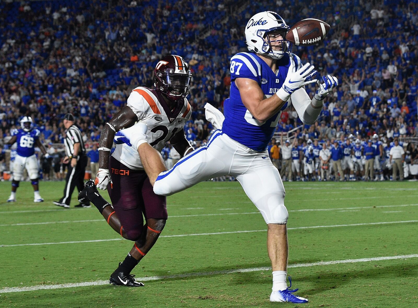 Blue Devils featured on many Pre-Season College Football Award Lists