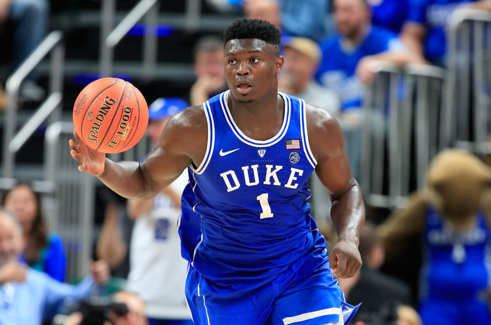 Duke Basketball: Zion might be the most popular Blue Devil ever
