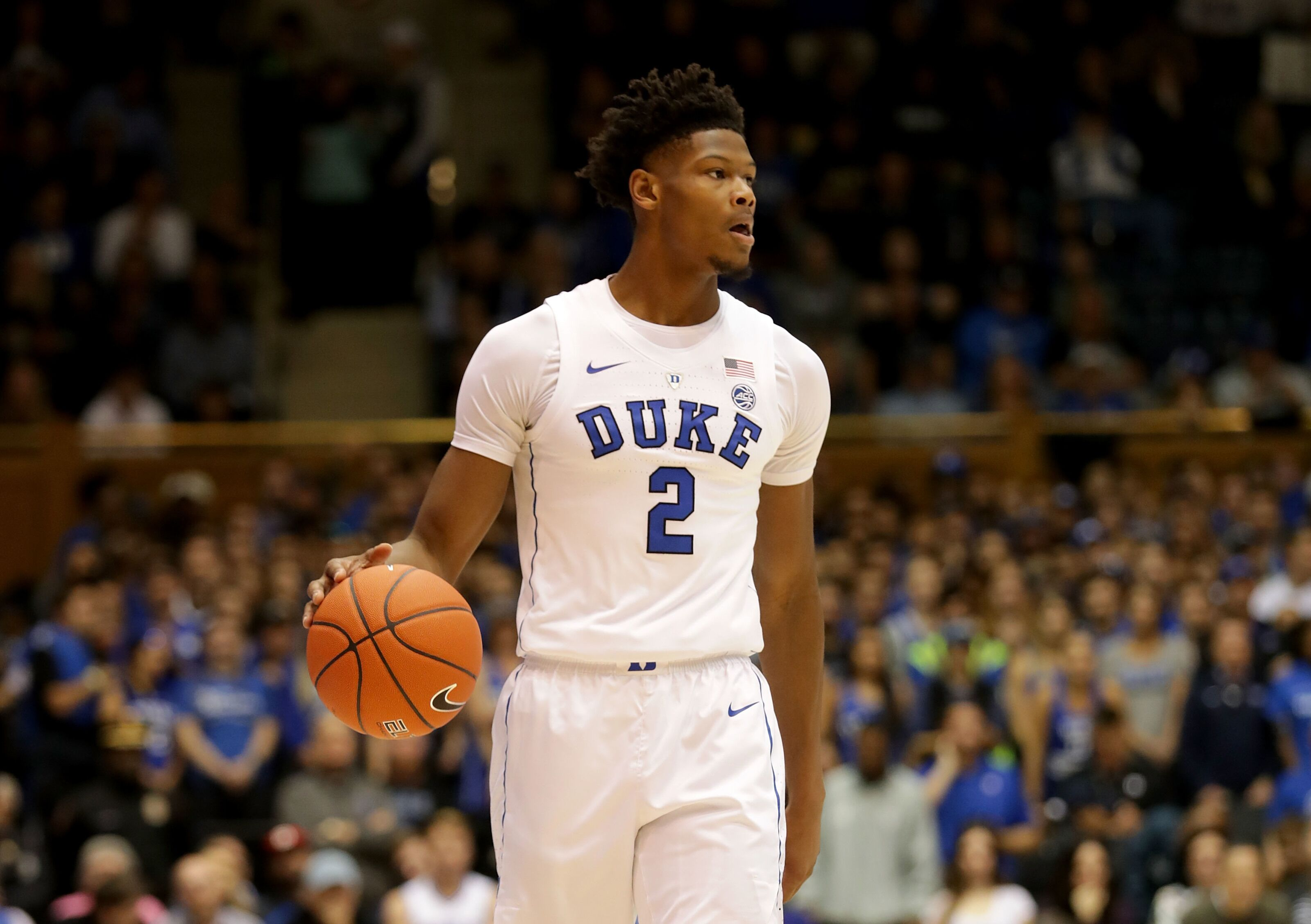 Duke Basketball Introducing Cam Reddish As The Swift Baller