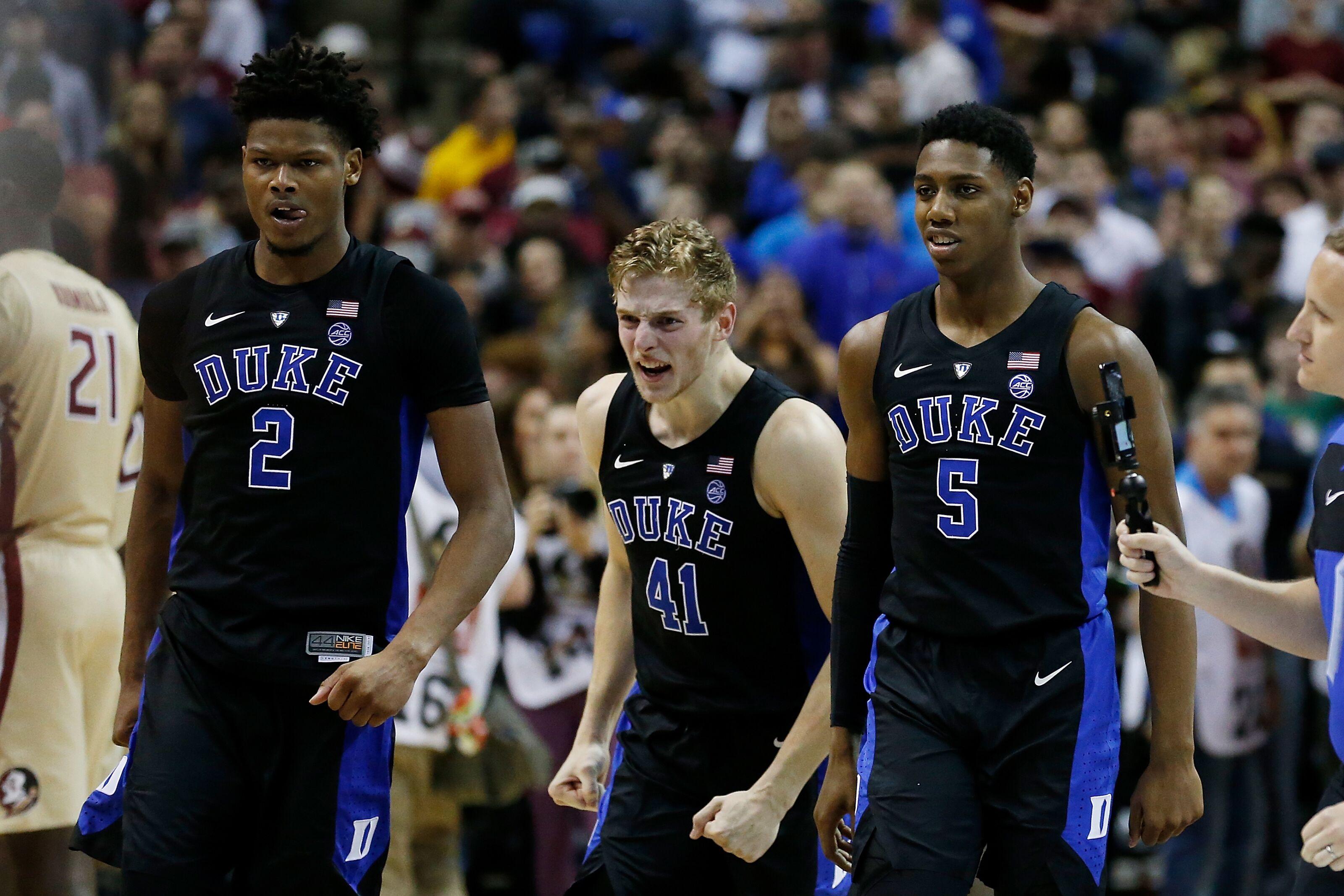 Duke Basketball: Jack White's shooting slump should have ...