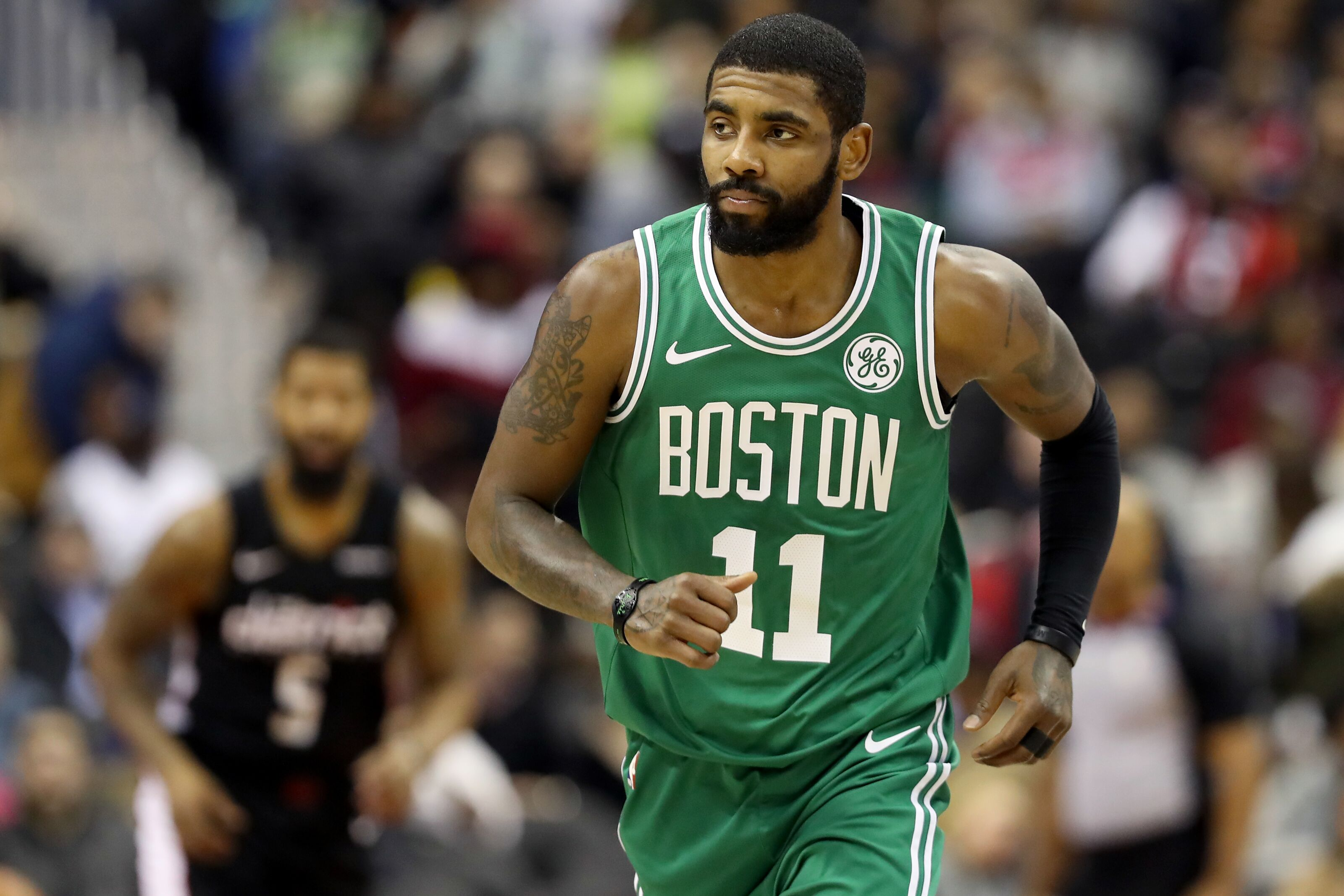 Duke Basketball: Kyrie Irving dazzles in return to Celtics lineup