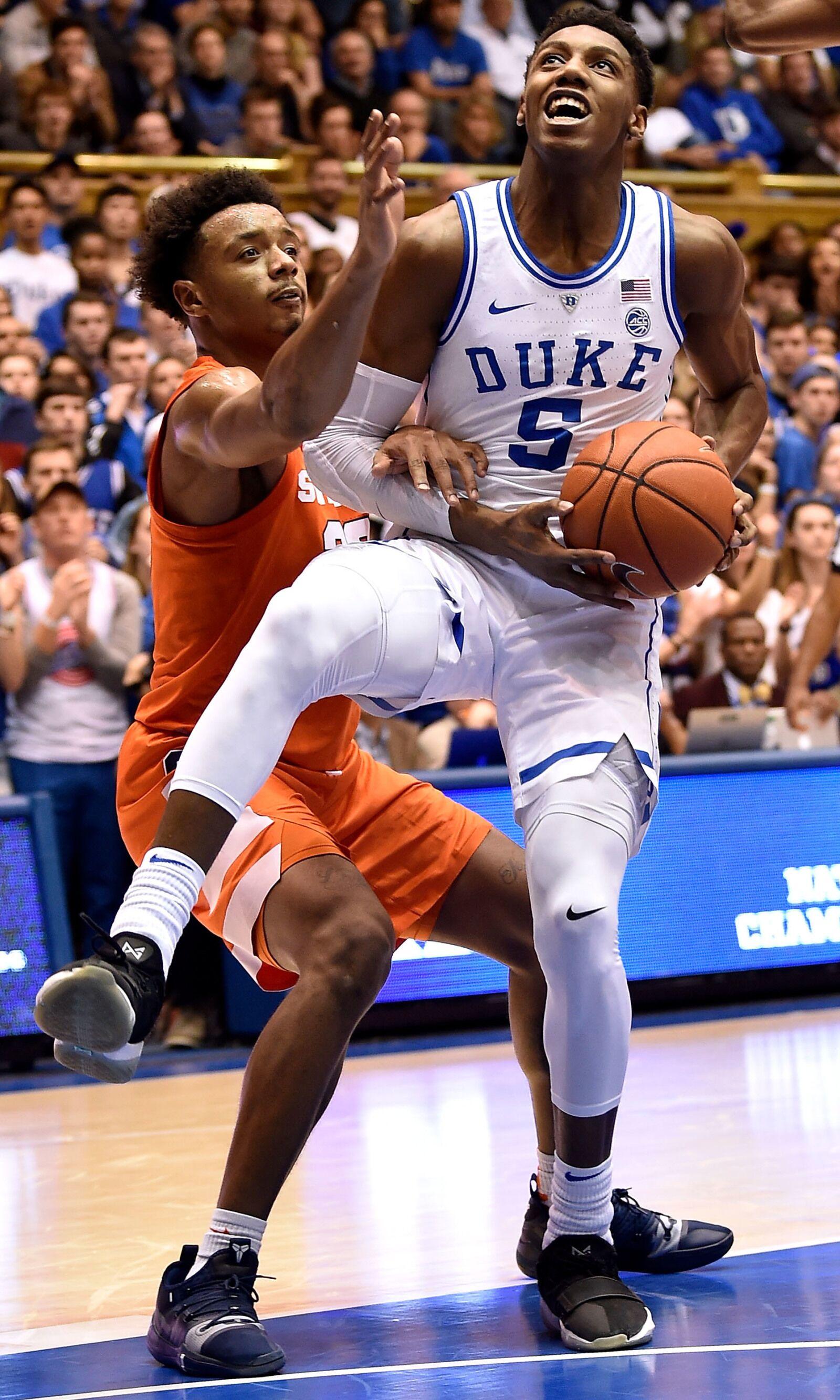 Duke Basketball Short Handed Blue Devils Looking For Revenge At Cuse